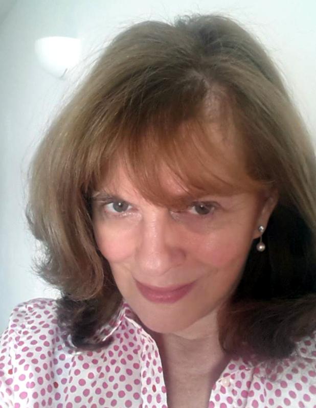 Catherine Delors author headshot (author)