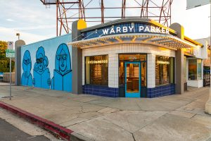 Grand Opening of Warby Parker West 3rd