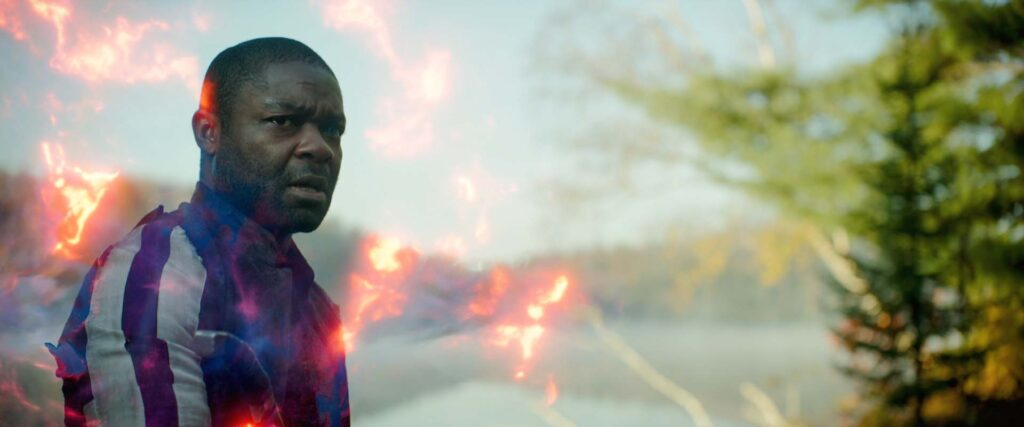David Oyelowo in Chaos Walking