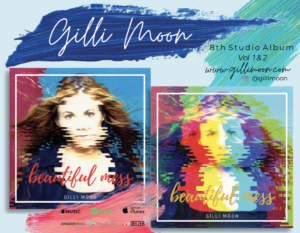 Gilli Moon Debuts Part Two of Her Highly Anticipated Album 'beautiful mess'